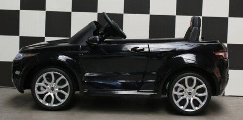 Range Rover speelgoedauto met afstandbediening zwart