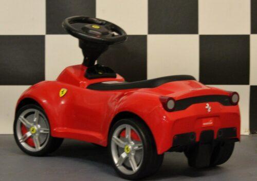 Ferrari kunststof loopwagen