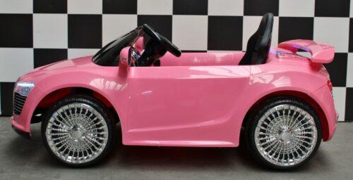 roze accu auto rx sport