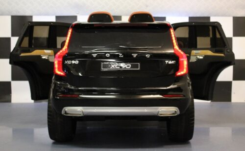 12 volt Volvo kinderauto zwart 2.4G afstandbediening