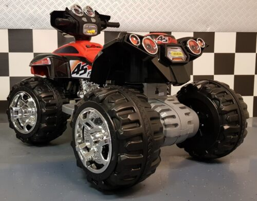 Kinderquad Team A 12 volt