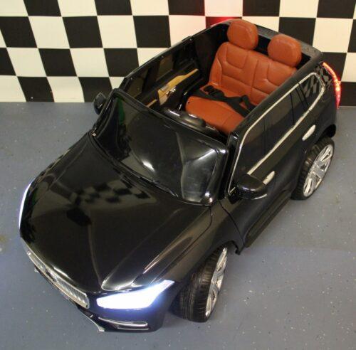 Accu auto Volvo XC90 metallic zwart 12V RC