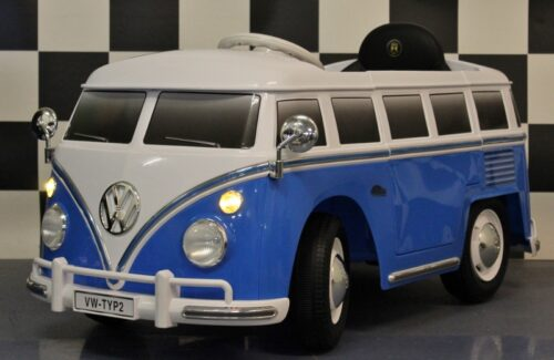 kinderauto vw bus
