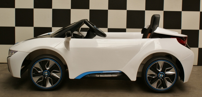 elektrische kinderauto 12 volt accu kinder auto bmw i8. Black Bedroom Furniture Sets. Home Design Ideas
